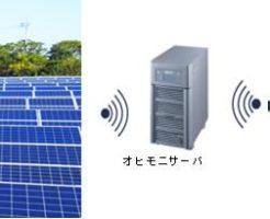 太陽光発電,モニター,システム