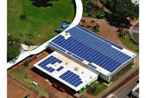ハワイ,太陽光発電,学校
