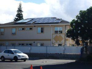 ハワイ,屋根,太陽光発電