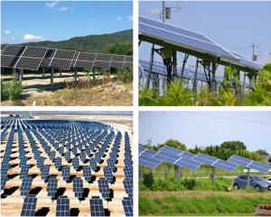 太陽光,追尾システム