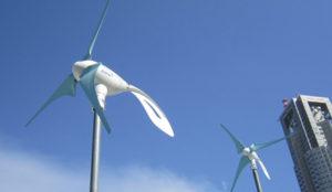 ゼファー,風力発電