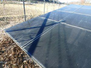 太陽光発電,パネル,影