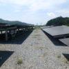 太陽光発電所2号機 年間発電量 シミュレーション比128%