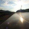 今年2回目の太陽光発電所の除草剤散布に行ってきました!