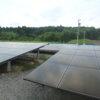太陽光発電所2号機 年間発電記録