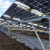 両面パネルと反射防草シートを使用した分譲太陽光発電所!