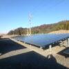 2021年最初の太陽光発電所の日常点検で・・・
